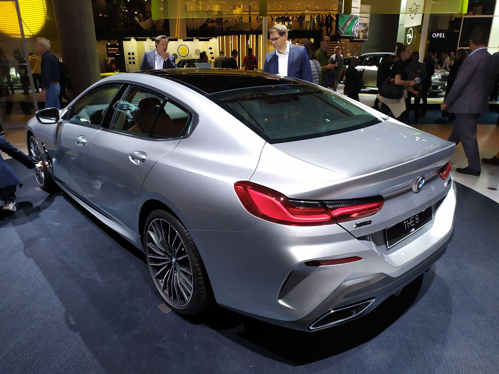 BMW Seria 8 Gran Coupe (7)