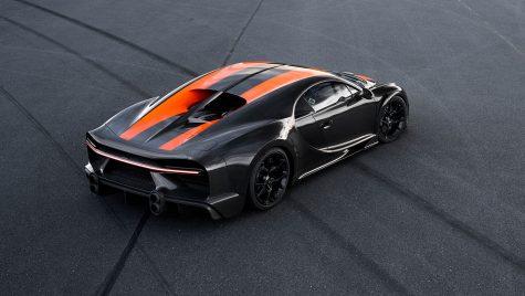 Record mondial! Ce viteză a atins un Bugatti Chiron?