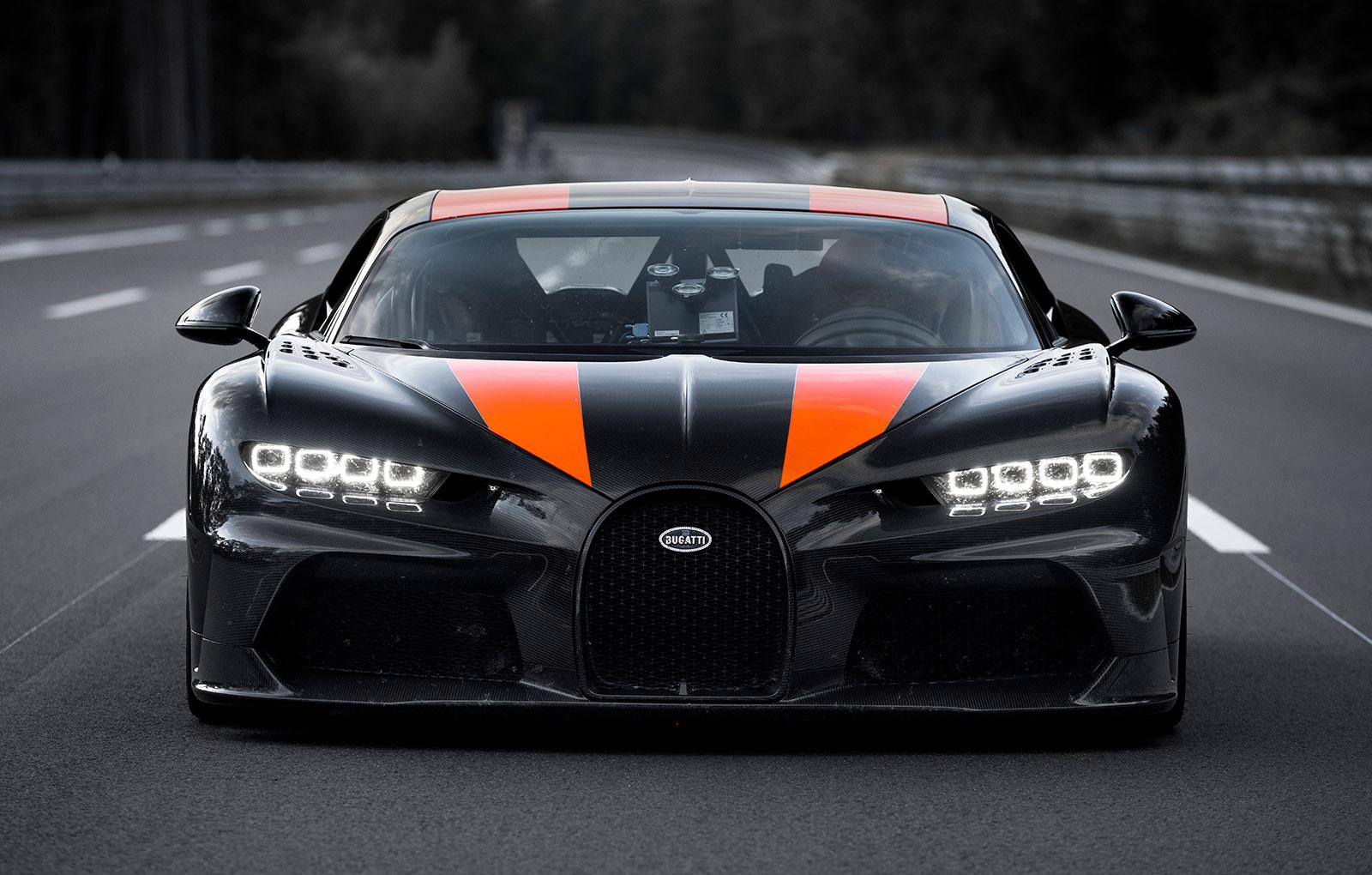Bugatti Chiron record de viteză (4)