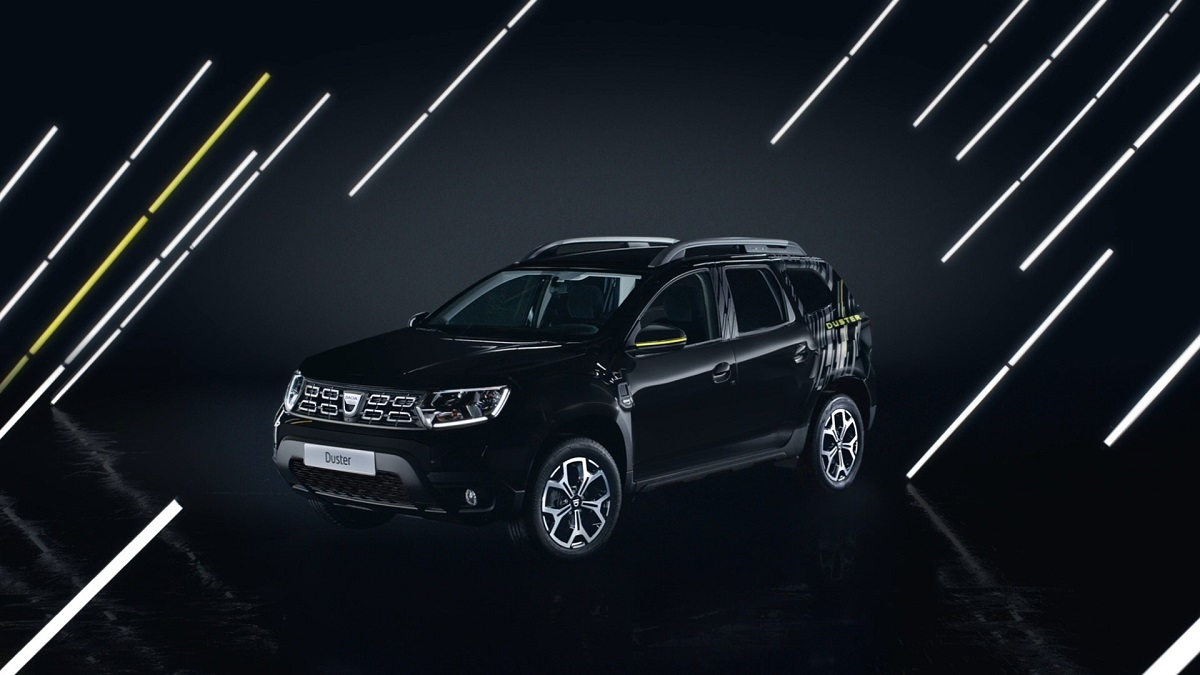Dacia Duster Black Collector Limited Edition