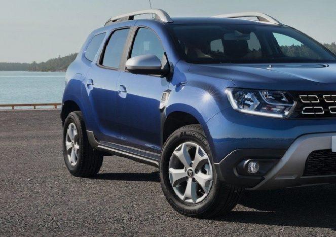Dacia Duster transport persoane