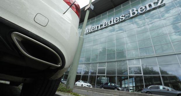 Diesel Mercedes Daimler