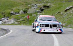 Jochen Neerpasch, creatorul BMW Motorsport, pe Transfăgărășan