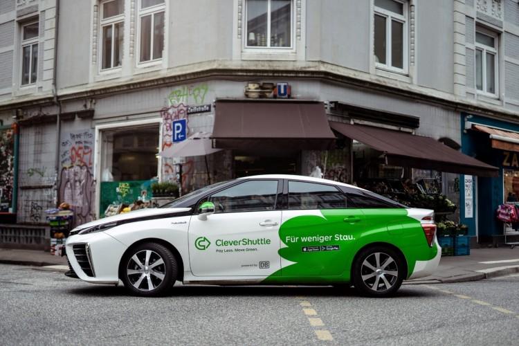 Mașinile electrice Toyota (1)
