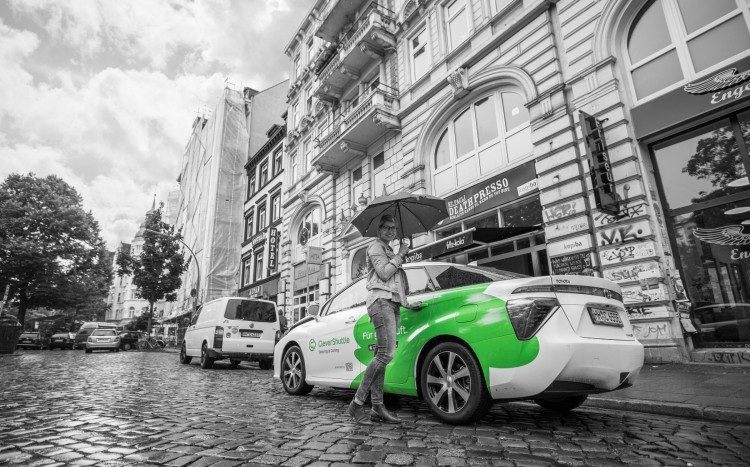 Mașinile electrice Toyota (2)