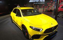 LIVE Frankfurt 2019 – Noul Mercedes-AMG A 45 4MATIC
