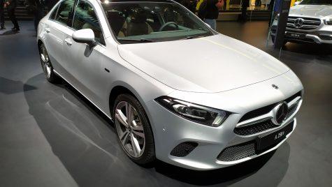 LIVE Frankfurt 2019 – Mercedes-Benz A 250 e și B 250 e
