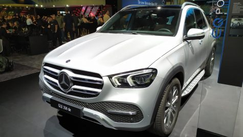 LIVE Frankfurt 2019 – Noile Mercedes-Benz GLE 350 de și GLC 300 e