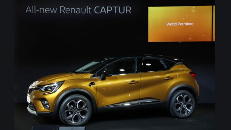 LIVE Frankfurt 2019 – Noul Renault Captur