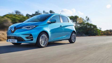 Creștere de 60% pentru înmatriculările de automobile electrice în România