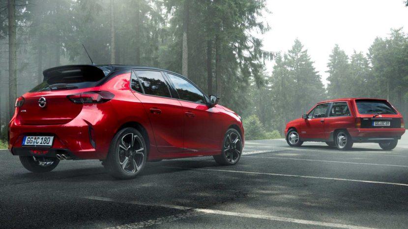 Opel Corsa GS Line vs Opel Corsa GSi (4)