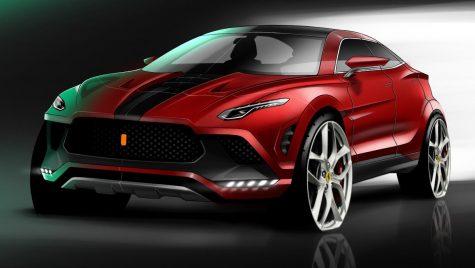 Detalii despre primul SUV Ferrari