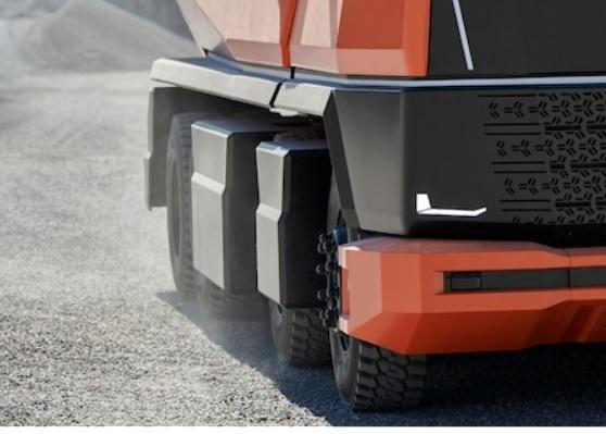 Scania camion autonom