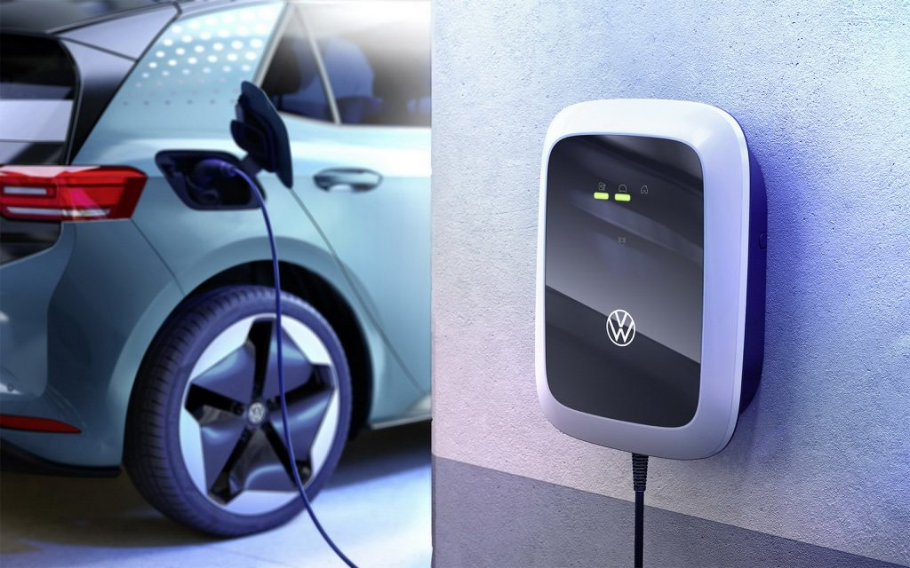Volkswagen wallbox masini electrice (2)
