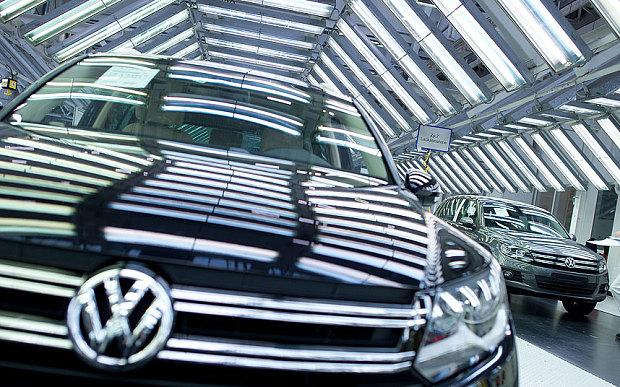 uzina Volkswagen