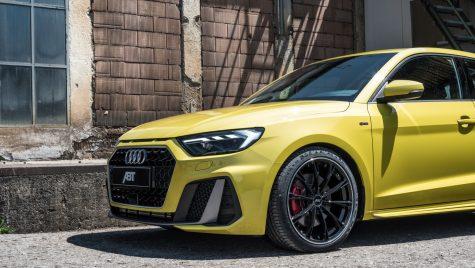 Audi A1 Sportback by ABT aduce un plus de putere: 240 CP și 360 Nm