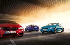 Ediție limitată pentru BMW M4 Coupe: 750 exemplare Edition M Heritage