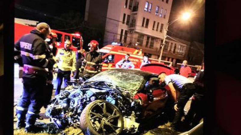 Titi Aur Mario Iorgulescu accident