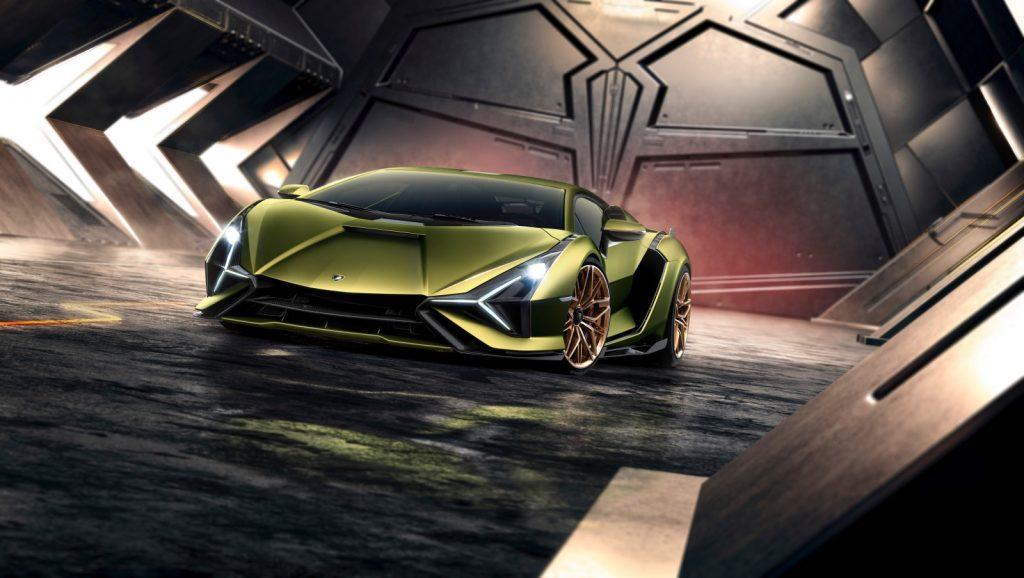 Lamborghini-Sian