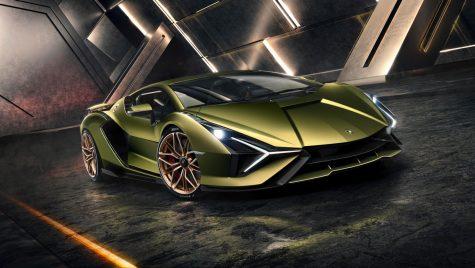Lamborghini Siàn este primul model hybrid al mărcii italiene