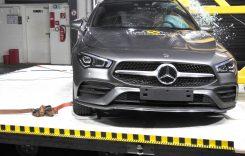 Cinci stele la testele EuroNCAP pentru șapte modele noi