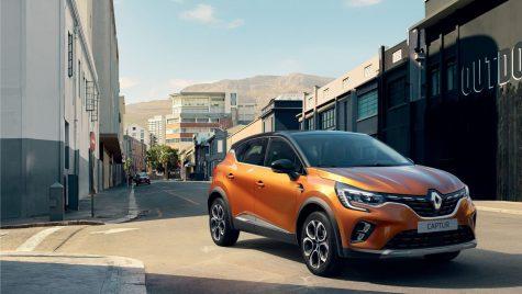 Noul Renault Captur plug-in hybrid va avea 160 CP și o autonomie de 45 km în mod electric