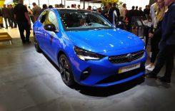 LIVE Frankfurt 2019 – Opel Corsa și Opel Corsa-e