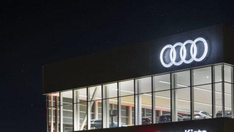 Cum arată cel mai modern showroom Audi?