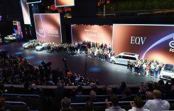 Salonul auto de la Frankfurt – între grandoare și decadență