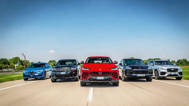 Supertest SUV-uri supersport: Lamborghini Urus vs concurența
