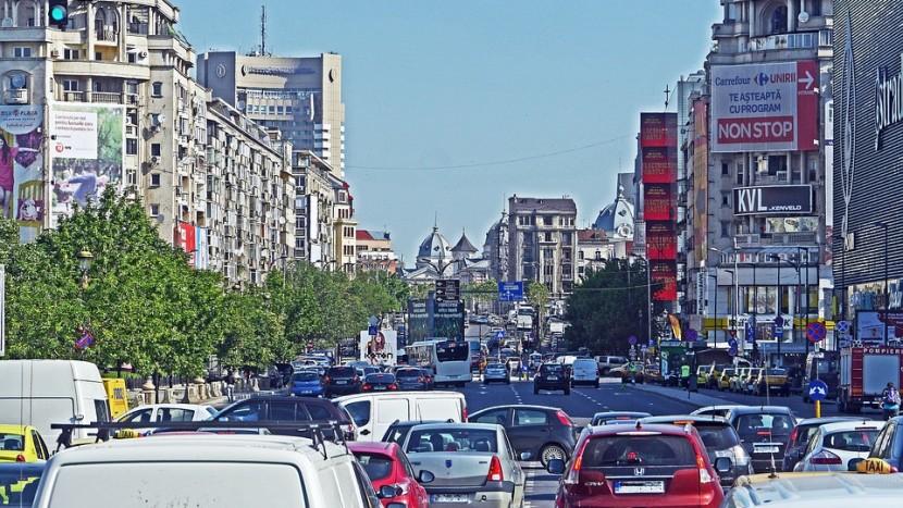 Vinieta pentru București