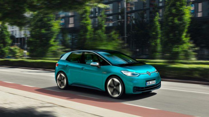 Noul Volkswagen ID.3 – Informații și fotografii oficiale