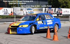"Finala International Autotest Challenge  ""CUPA SAB & Accesorii 2019"""