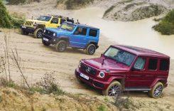Mercedes-AMG G63, Suzuki Jimny și Jeep Wrangler. Care e cel mai tare off-roader?