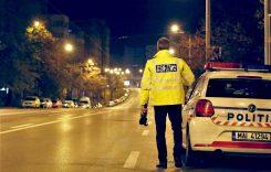 Șofer prins vorbind la telefon, ironizat de polițist. Ce i-a spus agentul?