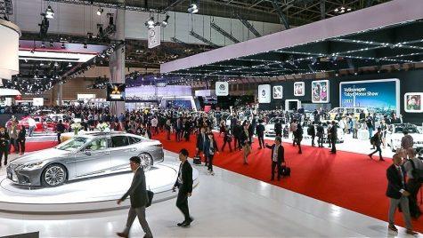 Salonul Auto de la Tokyo – Lista premierelor