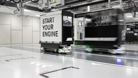 Aceasta este cea mai tare fabrică de mașini din lume