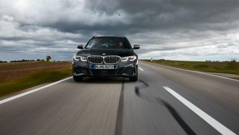 Noul BMW M340i xDrive Touring – Informații și fotografii oficiale
