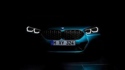 Noul BMW Seria 2 Gran Coupe – teaser foto. Când va fi dezvăluit?