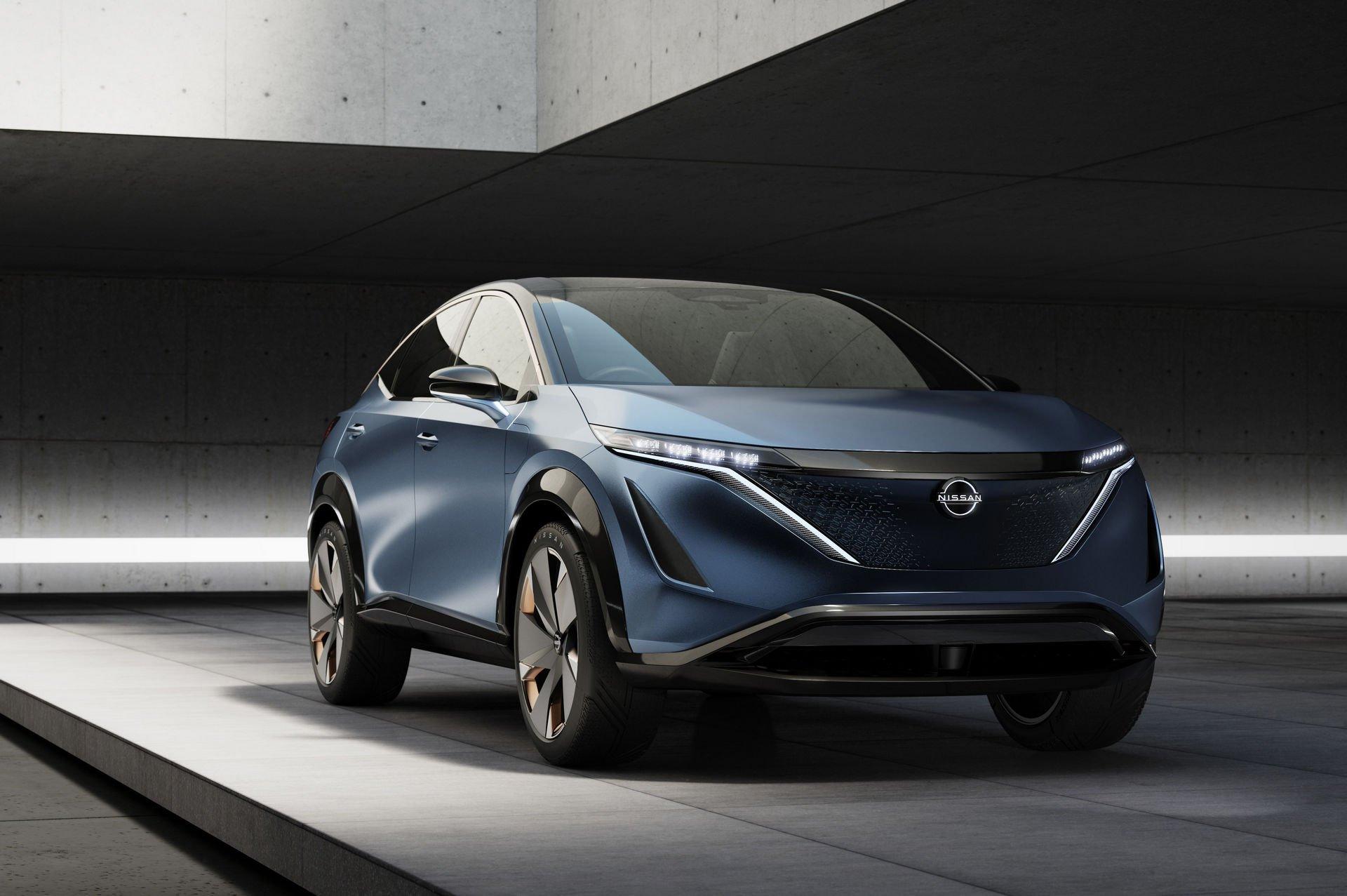 Conceptul Nissan Arriya (1)