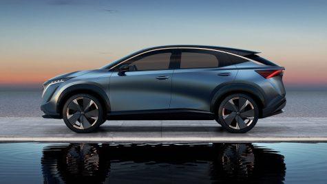 Conceptul Nissan Arriya – Cum vor arăta modelele Nissan în viitor