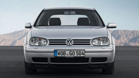 Numărătoarea inversă a început. Volkswagen Golf Mk4 – Istoria modelului