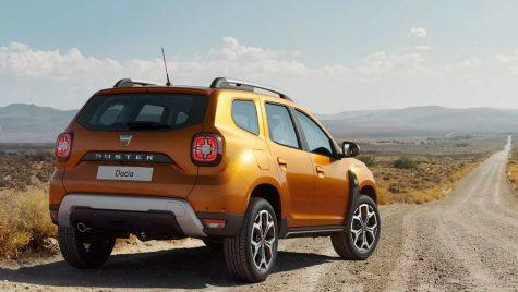 Dacia Duster. Aşa arată Dacia Duster 2 cu numărul 500.000