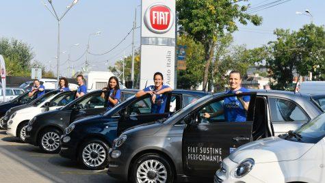 Fiat devine partenerul echipei de handbal CSM București