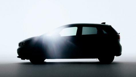 Honda Jazz – teaser foto. Când va ajunge în showroom?