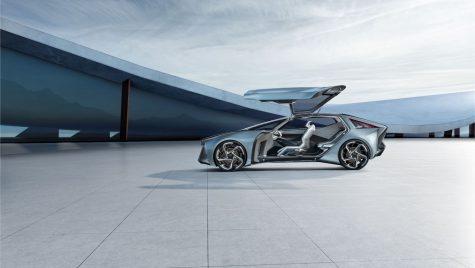 Conceptul Lexus LF-30 anticipează primul model electric al companiei