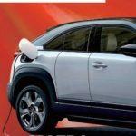 Prima imagine cu prima Mazda electrică din istorie. Cum se va numi modelul?