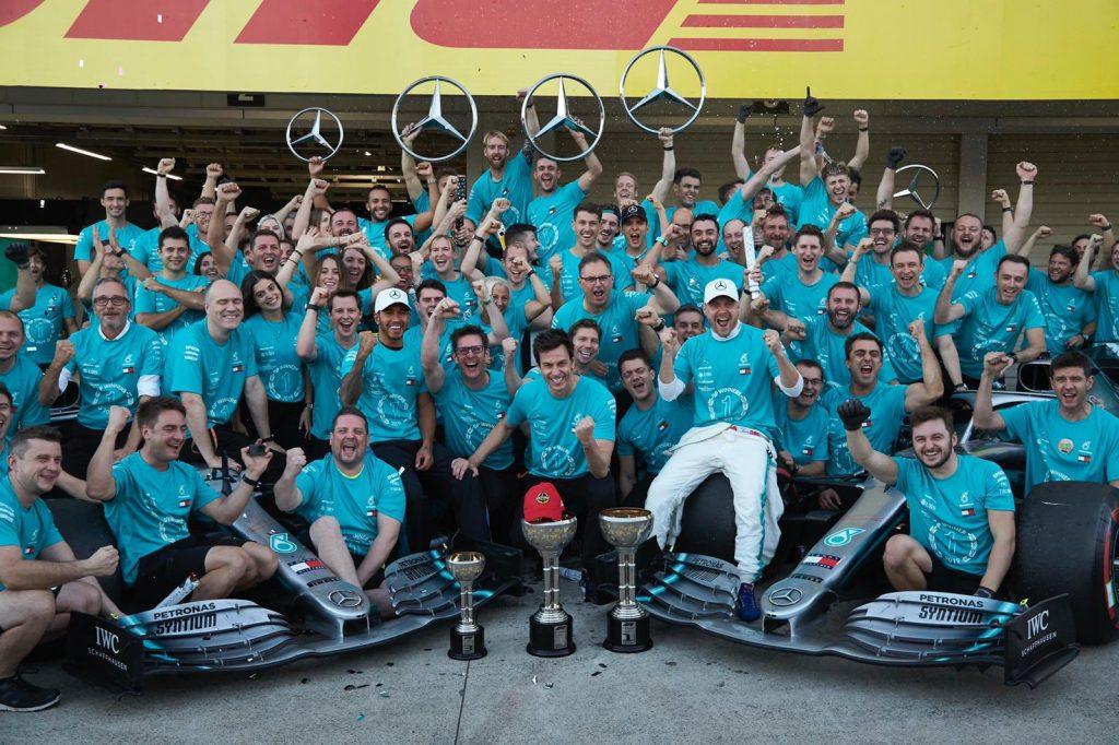 Mercedes-AMG Petronas Formula 1