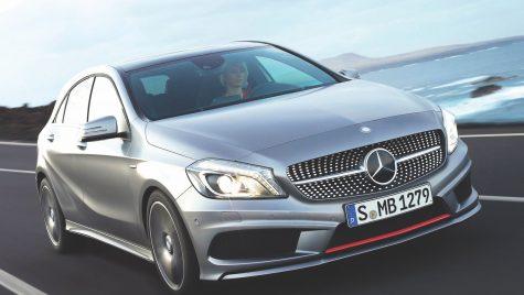 Second hand – Mercedes-Benz Clasa A MkIII