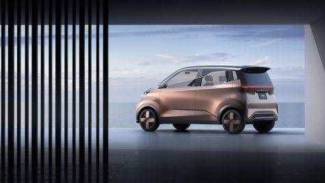 Conceptul Nissan IMk – Cum vor arăta modelele Nissan în viitor?